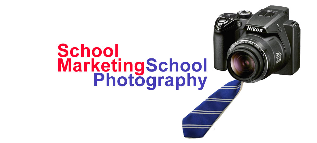 School photography and marketing